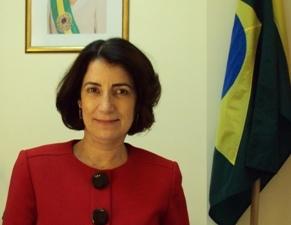 Marcela Maria Nicodemos, embaixadora do Brasil na Armênia