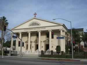 Igreja Armênia de Santa Maria, em Glendale, CA, cidade onde armênios entraram na justiça contra instituições financeiras turcas