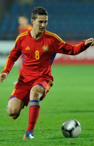 Seleção Armênia