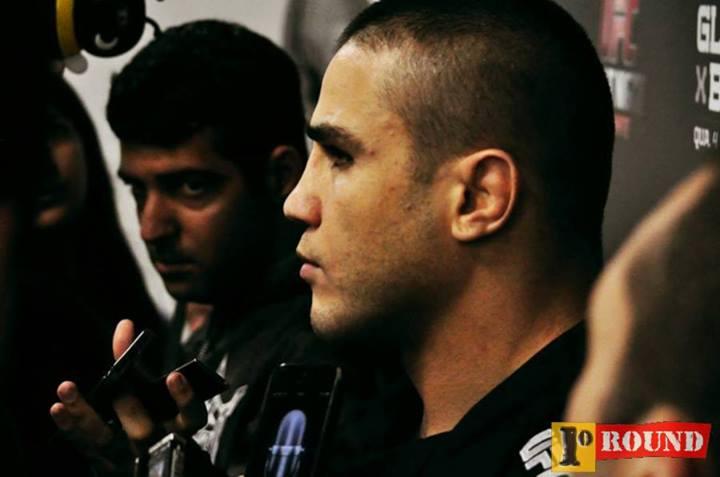 Daniel Sarafian , UFC Goiania