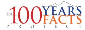 100Years100Facts Logo