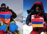 Primeiros armênios alcançam o cume do Monte Everest