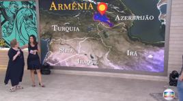 Aracy Balabanian participa de Encontro e fala sobre a Armênia