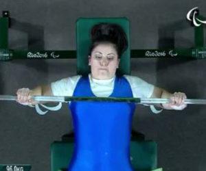 Armênia participou neste fim de semana dos Jogos Paralímpicos