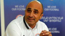 Artur Petrosyan é o novo técnico da seleção da Armênia