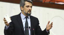 Garo Paylan fala sobre genocídio no Parlamento turco e é suspenso