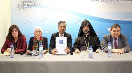 Santa Sé Armênia da Grande Casa da Cilícia acionou Tribunal Europeu dos Direitos Humanos