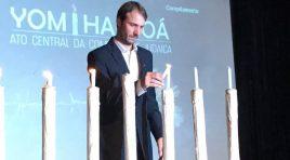 Na rememoração do Holocausto, comunidade judaica de SP reverencia Mártires do Genocídio Armênio