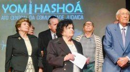 Na rememoração do Holocausto, comunidade judaica de São Paulo reverencia os mártires do Genocídio Armênio