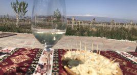 Um dia numa vinícola na Armênia, país onde a adega mais antiga do mundo foi encontrada