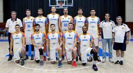 Seleção Armênia de Basquete participará de torneio em Beirute, Líbano