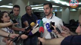 Seleção Armênia convocada para os amistosos contra Malta e Moldávia