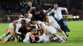 Gandzasar vence Alashkert nos pênaltis e é campeão da Copa da Armênia