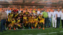 Alashkert é campeão da Supercopa Armênia 2018