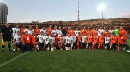Time da América Latina vence Europeus em 'Jogo das Estrelas 'na Armênia