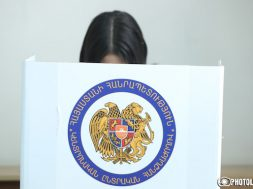 Mayoral elections in Yerevan, Armenia